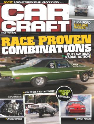 Car Craft February 2015