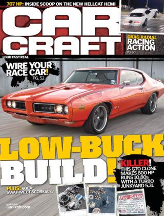 Car Craft March 2015