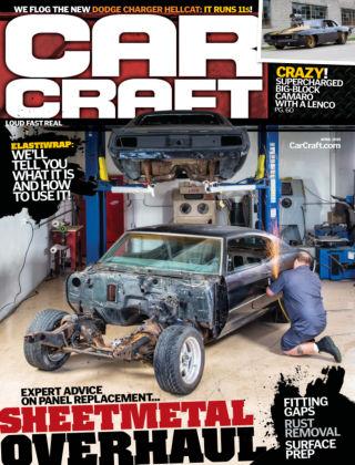 Car Craft April 2015