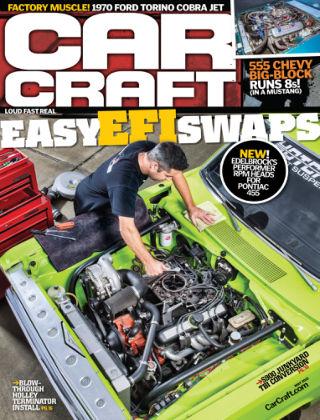 Car Craft May 2015