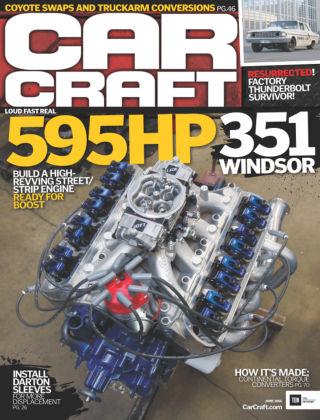 Car Craft June 2015