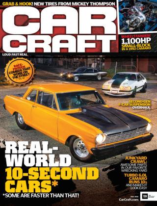 Car Craft July 2015