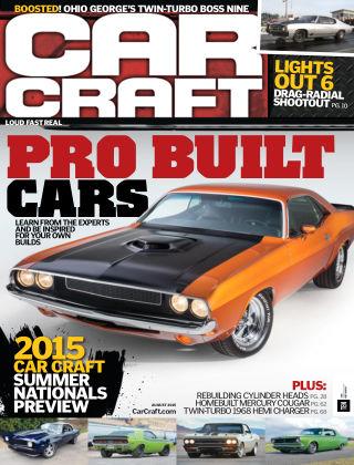 Car Craft August 2015