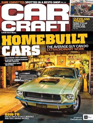 Car Craft September 2015