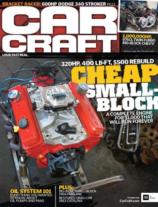 Car Craft October 2015