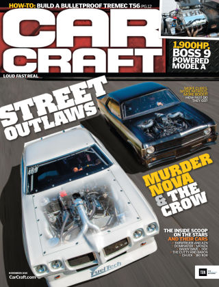 Car Craft November 2015
