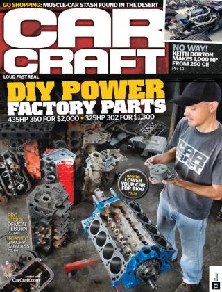 Car Craft Mar 2016