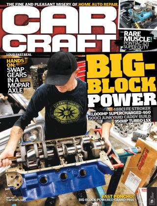 Car Craft May 2016