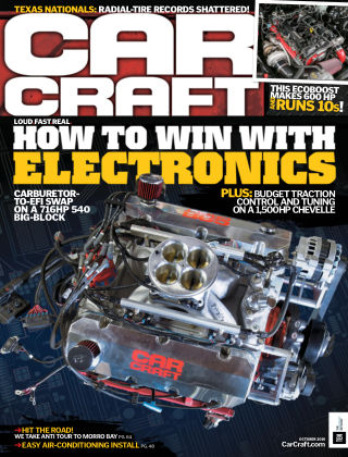 Car Craft Oct 2016