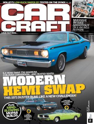 Car Craft May 2017