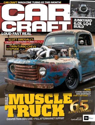Car Craft May 2018