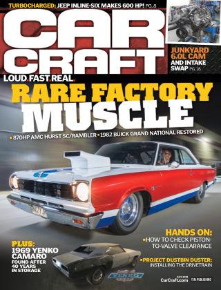 Car Craft Jul 2018