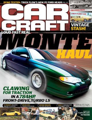 Car Craft Aug 2019