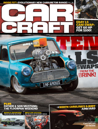 Car Craft Oct 2019