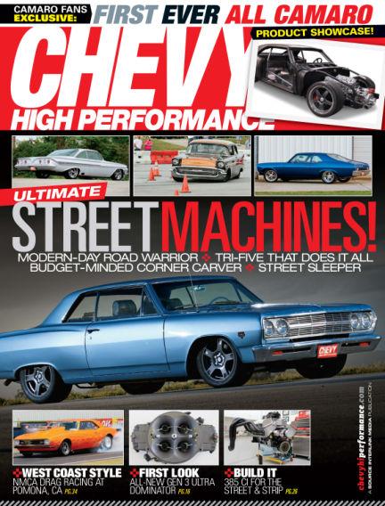 Chevy High Performance September 03, 2013 00:00