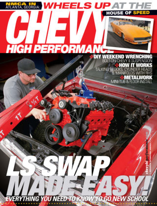 Chevy High Performance October 2013