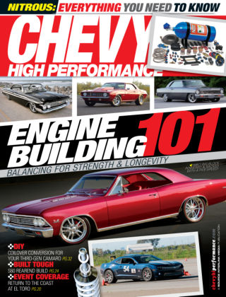 Chevy High Performance February 2014