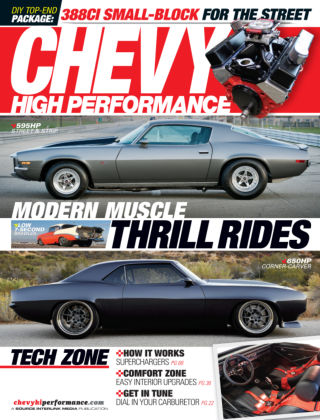 Chevy High Performance March 2014
