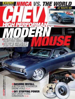 Chevy High Performance April 2014