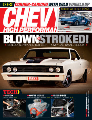Chevy High Performance May 2014