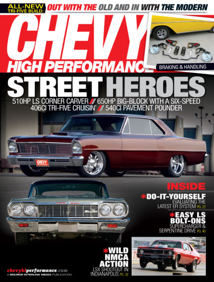 Chevy High Performance May 02, 2014 00:00
