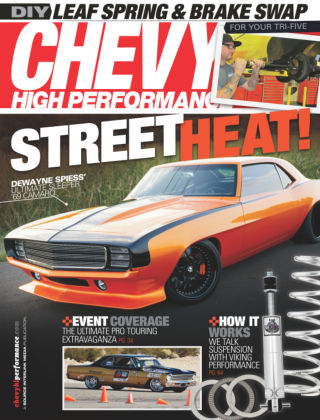 Chevy High Performance August 2014