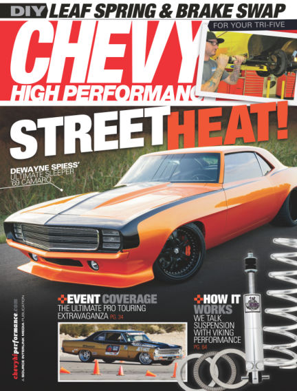 Chevy High Performance May 30, 2014 00:00