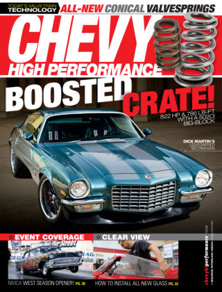 Chevy High Performance October 2014