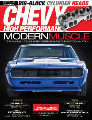 Chevy High Performance November 2014
