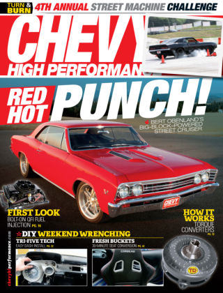 Chevy High Performance January 2015