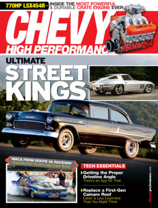 Chevy High Performance February 2015