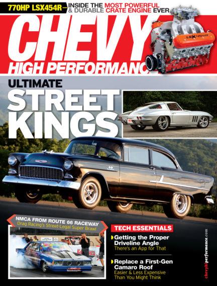 Chevy High Performance November 28, 2014 00:00