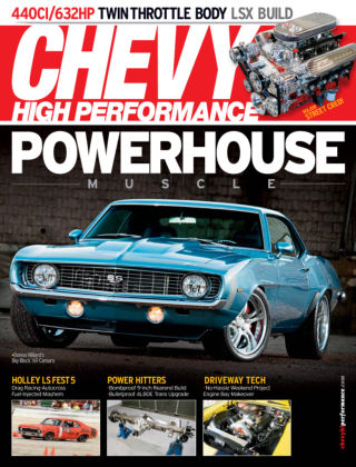 Chevy High Performance March 2015