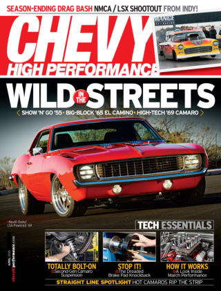 Chevy High Performance April 2015