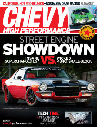 Chevy High Performance May 2015