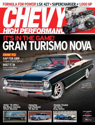 Chevy High Performance September 2015