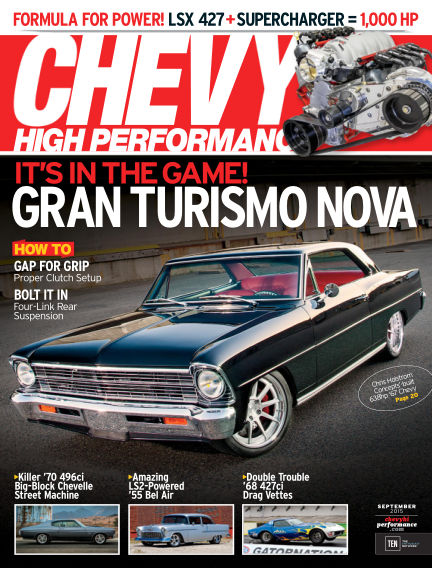 Chevy High Performance June 26, 2015 00:00