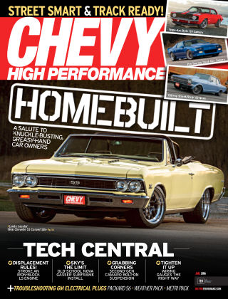 Chevy High Performance January 2016
