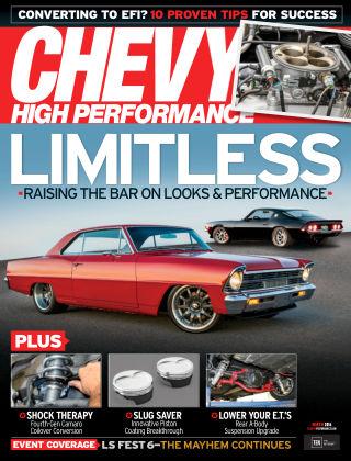 Chevy High Performance Mar 2016