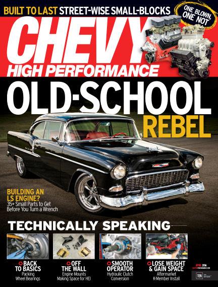 Chevy High Performance January 22, 2016 00:00