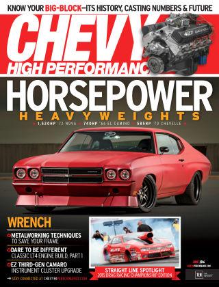 Chevy High Performance Jun 2016
