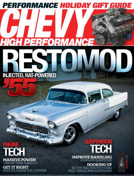 Chevy High Performance September 23, 2016 00:00