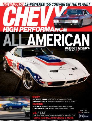 Chevy High Performance Mar 2017