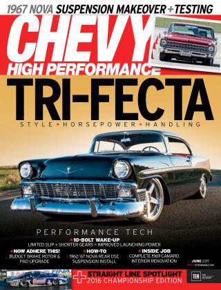 Chevy High Performance Jun 2017
