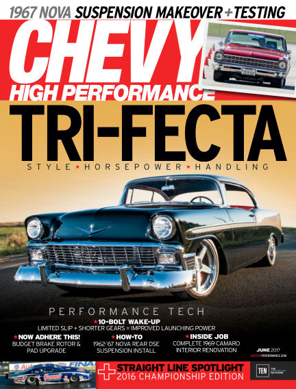 Chevy High Performance March 24, 2017 00:00