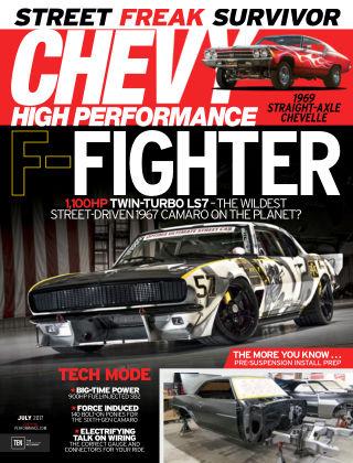 Chevy High Performance Jul 2017
