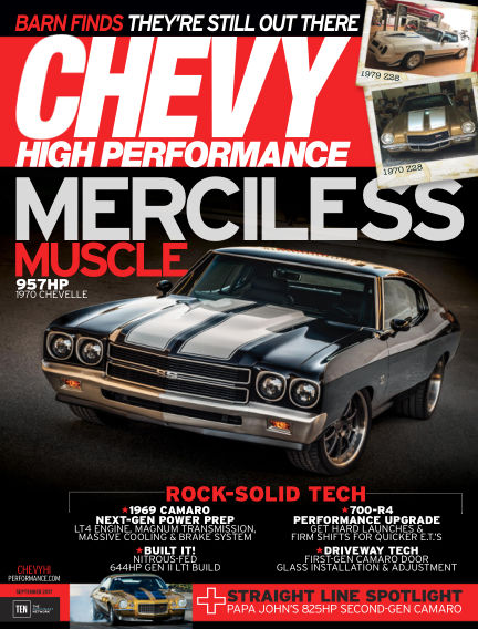 Chevy High Performance June 23, 2017 00:00