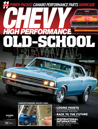 Chevy High Performance Nov 2017