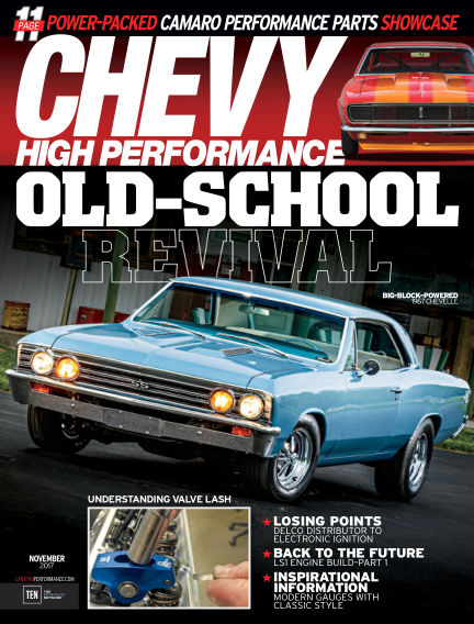 Chevy High Performance August 25, 2017 00:00