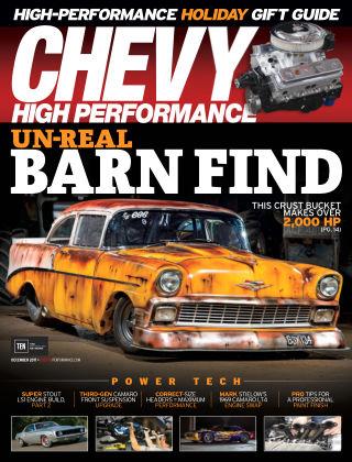 Chevy High Performance Dec 2017